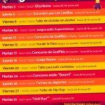 Agosto Joven Parque de Las Castillas '21: