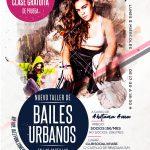 Nuevo taller de bailes urbanos