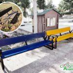 Donación de mobiliario para el club social