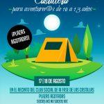I Acampada Castillera para jóvenes aventureros