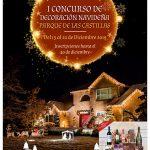 Concurso de decoración Navideña Castillera
