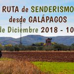 Ruta de senderismo desde Galápagos