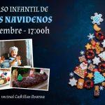 Concurso infantil de dulces navideños