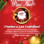 ¡Papa Noel vuelve a Las Castillas!