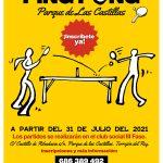 II Campeonato de ping-pong