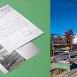 Presentación de escrito al Ayuntamiento por el acceso al CEIP de las Castillas