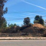 Carta remitida al ayuntamiento por el el peligro de incendios