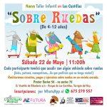 """Nuevo taller infantil """"Sobre Ruedas"""""""