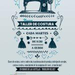 Nuevo taller de costura en Las Castillas