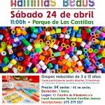 Taller infantil de Hammas Beads