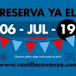 Evento aniversario Castillas Avanza
